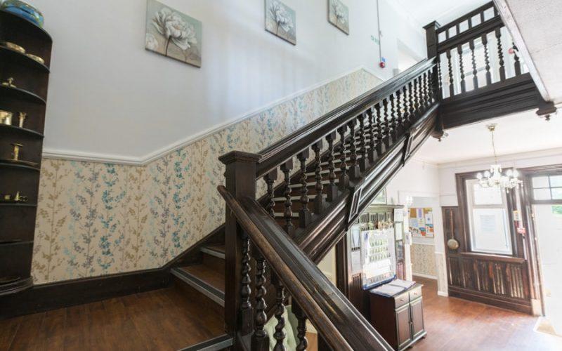 Interior, Private Nursing Homes in Dorset, Delph House