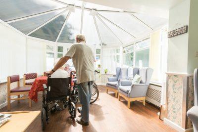 Nursing Homes in Poole